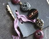 Antique  Button Bracelet,...