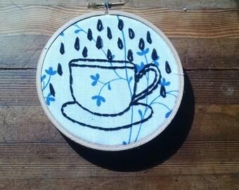 Teacup full of rain
