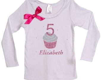 5th Birthday Outfit, Cupcake Birthday Princess Party, Cupcake Party, Pink Cupcake Party, Little Cupcake, Cupcake Princess, Personalized