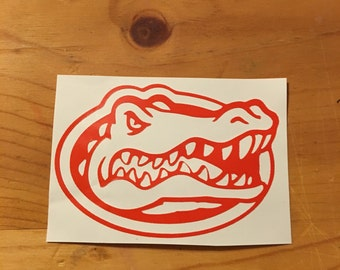 Florida Gators Decal RTIC YETI Car Decal, Computer Decal, Window Decal, Cell Phone Decal
