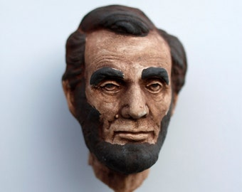 Abe Lincoln Tree Ornaments