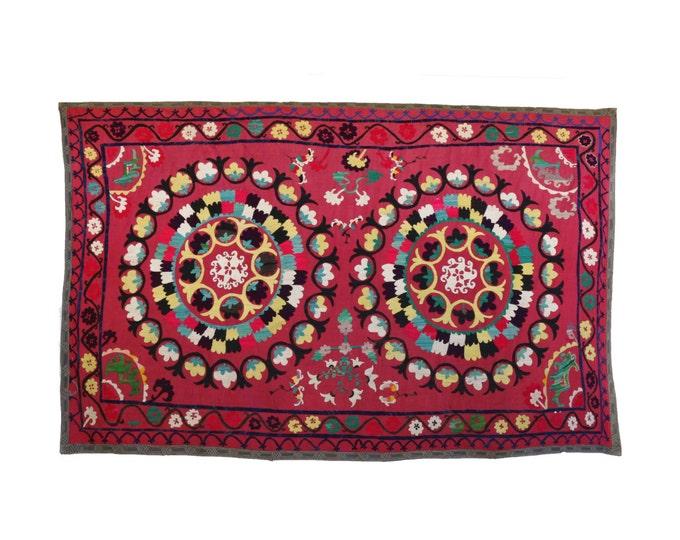 Handmade Vintage Suzani NL3035