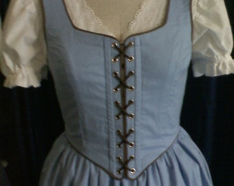 Deluxe Belle Costume - Inspired by Once Upon a Time version.