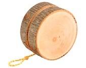 Rustic Wooden Yo-Yo - yoyo, yo yos, yo yo toy, wooden yo yo, wooden yoyos, professional yoyo, pro yoyo, best yoyo, classic toy