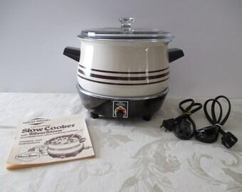 West Bend 4-Quart Slow Cooker