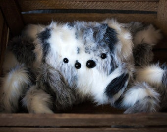 Big Suki Spider - Handcrafted Limited Edition Spider Plush (Ready To Ship)