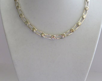 Vintage Silver Tone Nine West Necklace