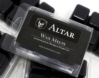 Wax Melts - Altar - Goth Candle - Wax Tarts