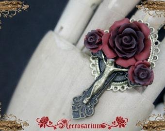Vampire's Requiem Ring - Red