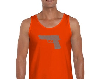 Men's Tank Top - Right To Bear Arms