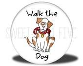 Walk the Dog- Chore Magnet