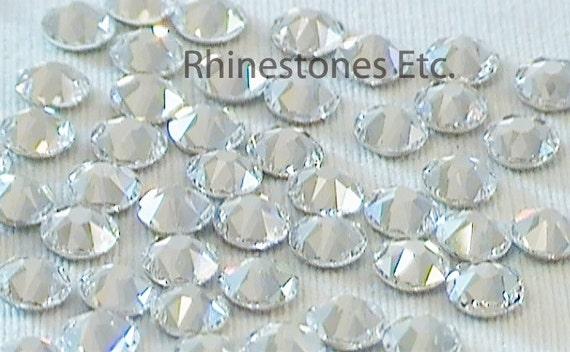 crystal 16ss swarovski elements rhinestones flat back 36