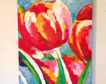 Pop Tulips