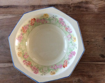 Royal Staffordshire Pottery - AJ Wilkinson Ltd Honeyglaze Radiance Rec No 10436 Bowl