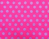 Kaffe Fassett - Spots GP70 Shocking - Quilt Fabric - Fat Quarter Cotton Quilt fabric 516