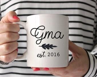 grandma mug, mom mug, gift for mom, mothers day gift, grandma gift, custom mug, cute mug, gift for her, Quote Mug, birthday gift,