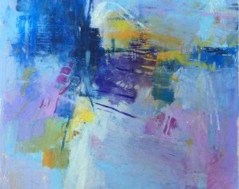 Original Pastel - Abstract 1616111
