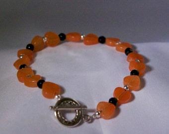 Orange Hearts Set