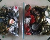 Approximately 205 Bottlecaps to Upcycle