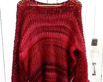 Women sweater knitwear
