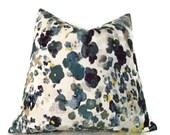Niumi Storm luxurious velvet, Decorative Pillow Cover, Gray Pillow, Colorful Pillows, Designer Pillows
