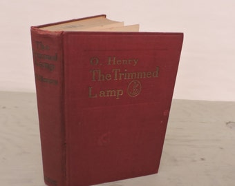 Antique Short Stories - The Trimmed Lamp and Other Stories Of The Four Million by O. Henry - 1926