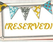RESERVED FOR MICHELLE 7/28/16