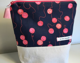 Small Project Bag - yarnophile