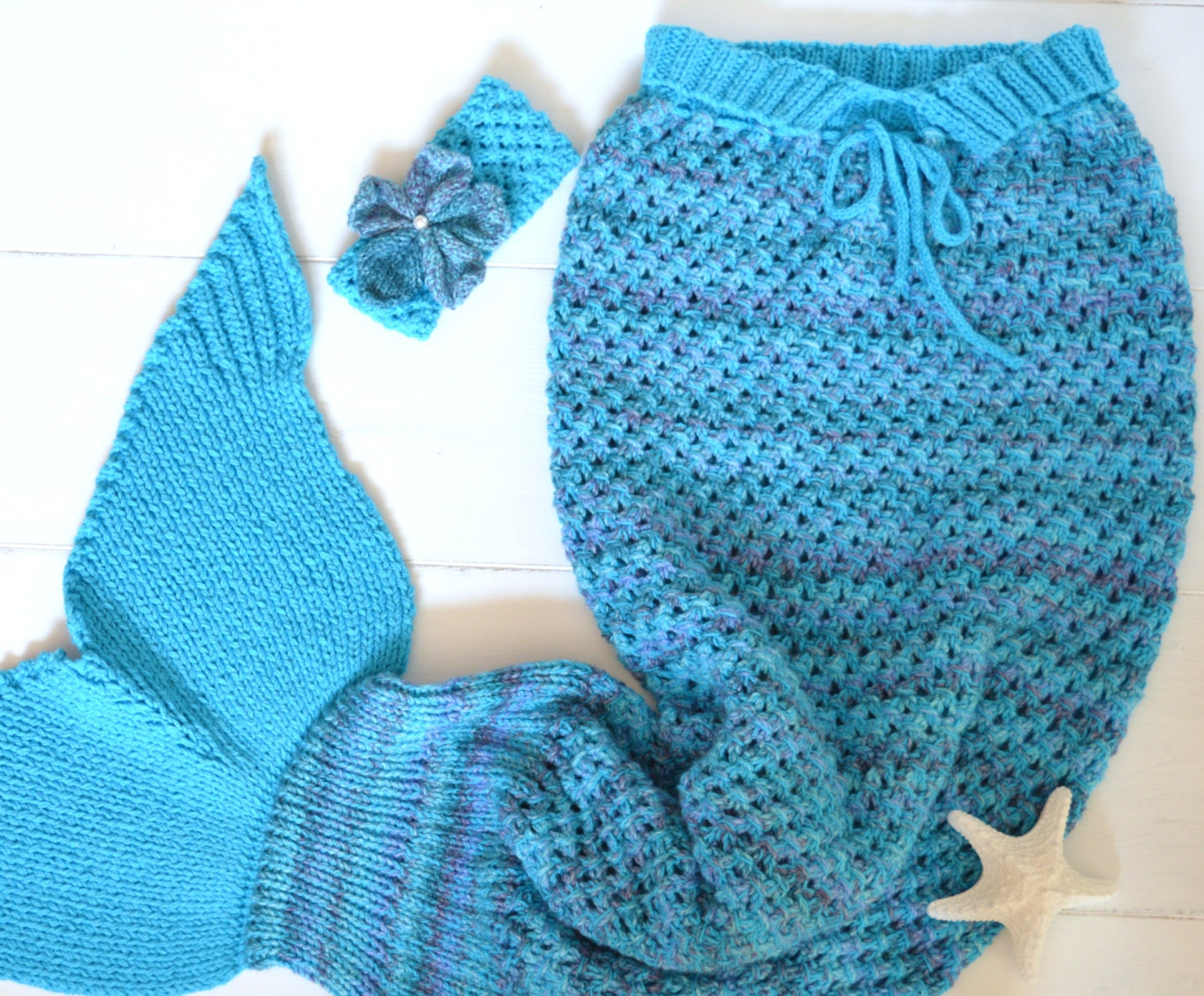 Knitting pattern mermaid tail blanket adults sizes mermaid tail this is a digital file bankloansurffo Gallery