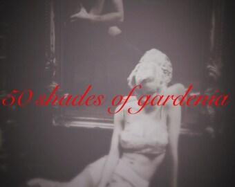 50 Shades of Gardenia perfume oil