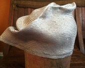 Parasisal Straw Wedding Hat