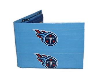 Tennessee Titans Duct Tape Wallet