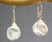 Petite Keshi Pearl Earrings Cosmopolitan 88