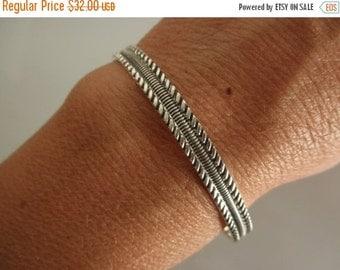 15%OFF Sterling silver Cuff bracelet