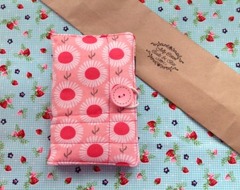 Fabric Note Pad Organiser-Mother's Day Gift