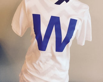 FLY THE W - Cubs Win T-Shirt