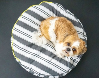 Feather Dog Bed