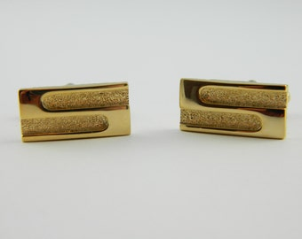 "Personalized Letter ""S"" Cuff Links - CL005"