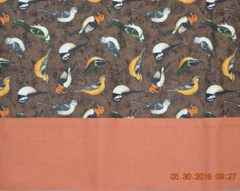 Pretty Birds Pillowcase