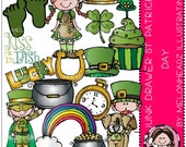 St. Patrick's Day clip art - Junk Drawer