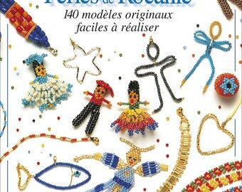 Beading samples and patterns Perles de Rocaille Crafts eBook PDF French