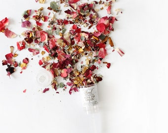 The Original Floral Eco-Friendly Push-Pop Confetti®