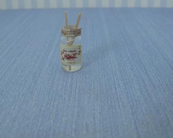 Gaël  Miniature Dollhouse decorative room fragrance diffusers  for Dollhouse, shabby chic  Home Decor Accessory. Handmade miniatures