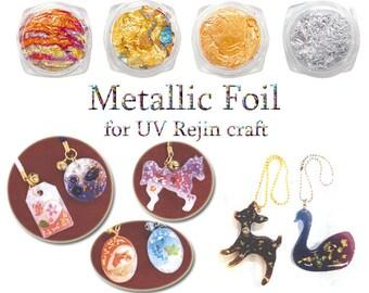 SALE Metallic foil for resin 0.06 gram