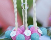 Pearl Shimmer Sticks - NEW Trend Alert - Glam Sparkle for Lollipops, Cake Pops and All Things Party   Bling Sticks