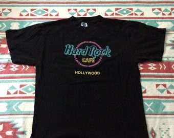 Vintage Hard Rock Cafe Hollywood T-Shirt