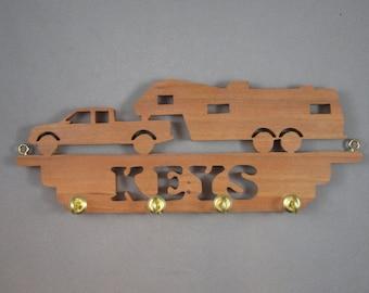 5th Wheel Camper Pickup Key Holder