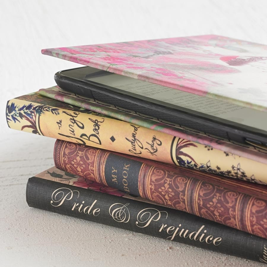 Old Book Cover Kindle : Kindle cover book range by klevercase