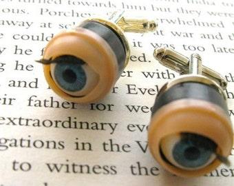 Dolls Eye Cufflinks