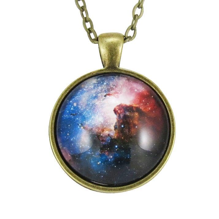 necklaces etsy nebula - photo #21